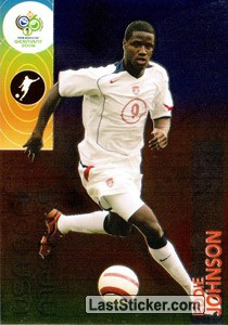 Eddie Johnson (USA Goal Masters)