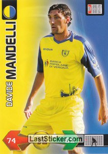 Davide Mandelli (Chievo)