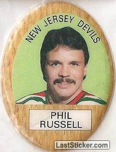 Phil Russell (New Jersey Devils)