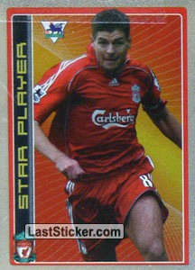 Gerrard (Star Player) (Liverpool)