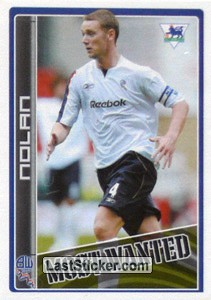 Kevin Nolan (Bolton Wanderers) (Merlin's Most Wanted)