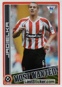 Phil Jagielka (Sheffield United) (Merlin's Most Wanted)