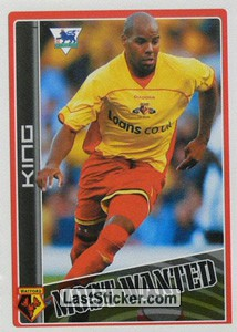 Marlon King (Watford) (Merlin's Most Wanted)