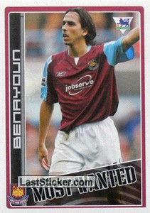 Yossi Benayoun (West Ham United) (Merlin's Most Wanted)