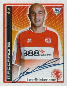 Maccarone (Middlesbrough)