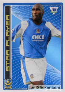 Campbell (Star Player) (Portsmouth)