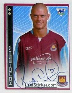 Konchesky (West Ham United)