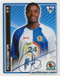 Mokoena (Blackburn Rovers)