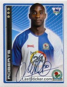Roberts (Blackburn Rovers)