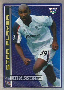 Anelka (Star Player) (Bolton Wanderers)