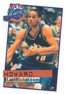 Howard Eysli (Utah Jazz)