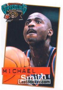 Michael Smith (Vancouver Grizzlies)