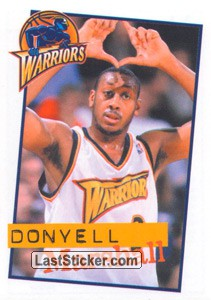Donuell Marshall (Golden State Warriors)