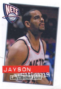 Jayson Williams (New Jersey Nets)