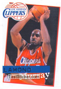 Lamond Murray (Los Angeles Clippers)