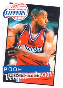 Pooh Richardson (Los Angeles Clippers)
