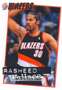 Rasheed Wallace (Trail Blazers)