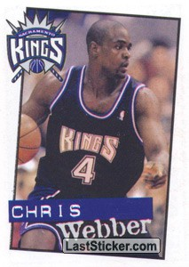 Chris Webber (Sacramento Kings)