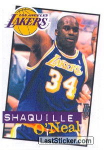 Shaquille O `Neal (Los Angeles Lakers)