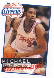 Michael Olovokandi (Los Angeles Clippers)