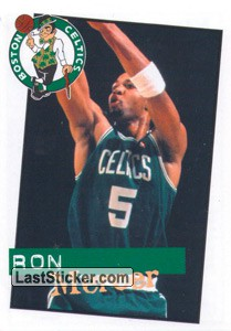 Ron Mercer (Boston Celtics)