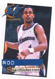 Rod Strickland (Washington Wizards)