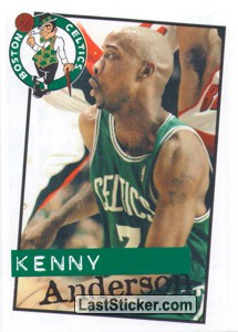 Kenny Anderson (Boston Celtics)