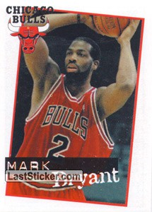 Mark Bryant (Chicago Bulls)