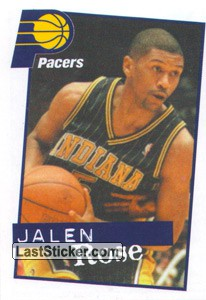 Jalen Rose (Indiana Pacers)