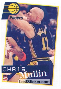 Chris Mullin (Indiana Pacers)