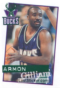 Armon Gilliam (Milwaukee Bucks)
