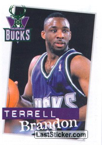 Terrell Brandon (Milwaukee Bucks)