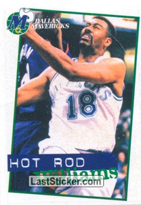 Hot Rod Williams (Dallas Mavericks)