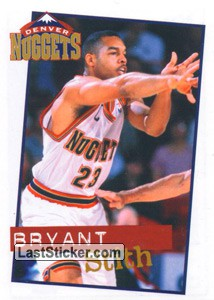 Bryant Stith (Denver Nuggets)