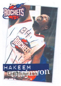 Hakeem Olajuwon (Houston Rokits)
