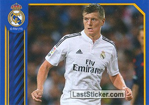 Toni Kroos in action (puzzle 1) (Toni Kroos)
