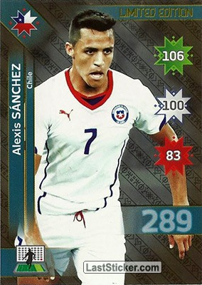 Alexis Sanchez (Chile)