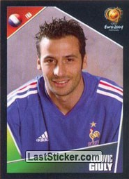 Ludovic Giuly (France)