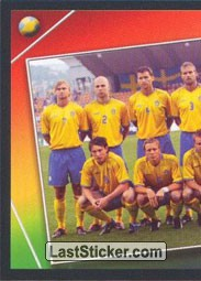 Team Photo (puzzle 1) (Sverige)