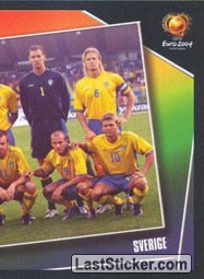 Team Photo (puzzle 2) (Sverige)