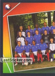 Team Photo (puzzle 1) (France)
