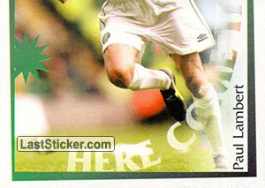 Paul Lambert in action (puzzle 2) (The Squad)