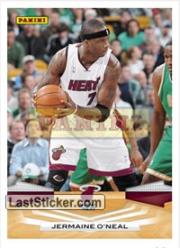 Jermaine O'Neal (Miami Heat)