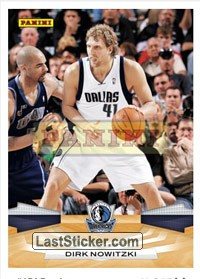Dirk Nowitzki (Dallas Mavericks)