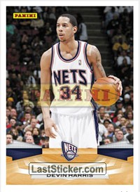 Devin Harris (New Jersey Nets)