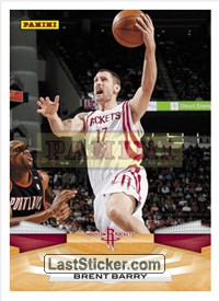 Brent Barry (Houston Rockets)
