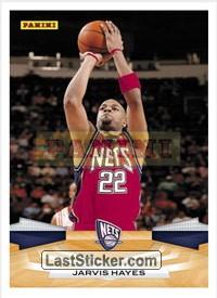 Jarvis Hayes (New Jersey Nets)