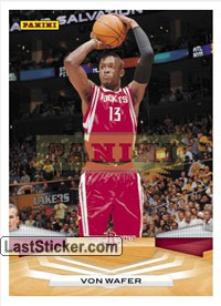 Von Wafer (Houston Rockets)