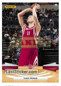 Yao Ming (Houston Rockets)