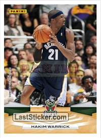 Hakim Warrick (Milwaukee Bucks)